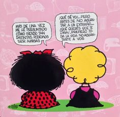Mafalda Comic, Mafalda Quotes, Jim Davis, Retro 1, Sanrio, Comics, Funny, Snoopy, Google