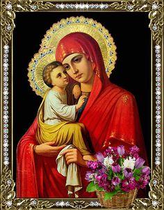 икона Божией Матери, Богородицы Icon of the Mother of God, Virgin