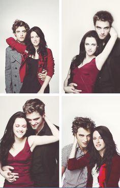 .Robert Pattinson & Kristen Stewart..... <3 <3 <3