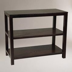 """$224.99 36""""W x 18""""D x 30""""H One of my favorite discoveries at WorldMarket.com: Porter Foyer Table"""