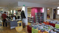 Bibliothèque Jacqueline de Romilly - Crosne