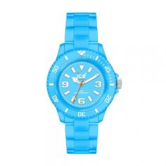Ice Watch Classic Flou Blue Ice Watch, Special Deals, Fashion Watches, Rolex Watches, Bracelet Watch, Classic, Blur, Derby, Classic Books