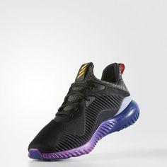 online store e9f43 b2552 adidas - alphabounce w Tiendas, Adidas Negras, Zapatos Negros, Gimnasio,  Salud Y