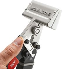 "Milwaukee® 3"" SPEED SEAMER™ 