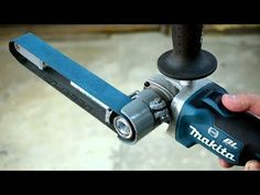 Making simple Power File – Angle grinder hack Homemade Router Table, Homemade Tools, Cool Tools, Diy Tools, Diy Belt Sander, Belt Grinder Plans, Diy Forge, Knife Grinder, Makita Tools