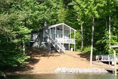 The DeWitt Home offers you lake recreation and relaxation in a homey setting!
