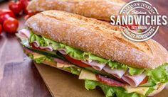 Le rayon sandwicheries de notre établissement, vous accueille toute la journée pour un petit creux....