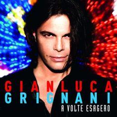 """Intervista a Gianluca Grignani sul nuovo album """"A volte esagero"""""""