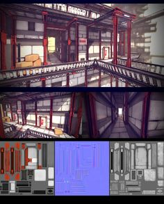 [WIP] UDK Modular Environment - Page 2 - Polycount Forum