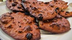 Receita – Cookie de frutas vegan