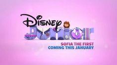 Disney Junior Sofia the First | Sofia the First Trailer - Disney Junior Official - YouTube