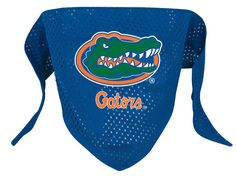 Florida Gators NCAA Licensed Dog Bandana