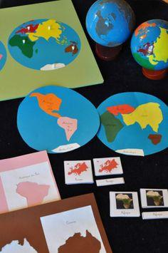"Ateliers ""graines de savoir""   1,2,3 Montessori"