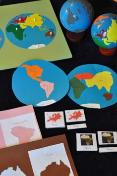 "Ateliers ""graines de savoir"" | 1,2,3 Montessori"