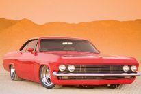Sucp 1009 01 1965 Chevy Impala SS Right Front Angle