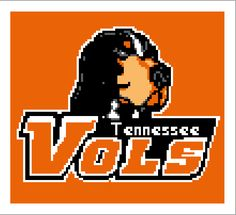 Looking for your next project? You're going to love Tennessee Volunteer Graph by designer Celina86.