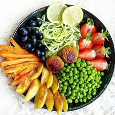 Gesundes Abendessen: Buddha Bowl  - GLAMOUR