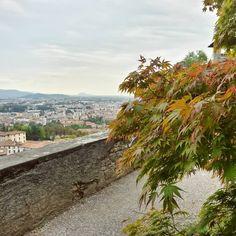 Autumn. Upper Bergamo - Instagram by natalikka_ru