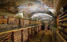 06-maior-e-mais-bonita-biblioteca-de-praga