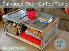 Love this table.  Donna @ Funky Junk Interiors is so talented!