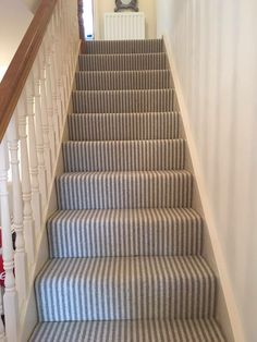 www.stairrunnersdirect.com Patterned Carpet, Stairs, Stair Runners, Color, Interiors, Home Decor, Stairway, Decoration Home, Room Decor