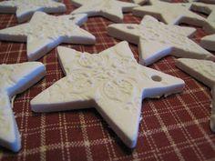 A Creative Life...: Christmas Ornaments