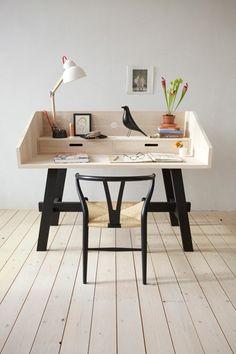 Un escritorio ideal...