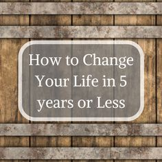 If you are unhappy with your financial or career situation, read this post and start today. You can change your life in 5 years or less without working 100 hours a week and eating ramen noodles. I remember sitting down my second week of full time professional work listening to managers give speeches about how they… Read More »