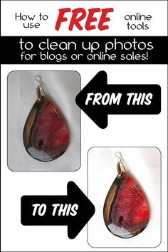 Without professional equipment, or being a professional photographer, it's rare that the pictures I take come out perfect right off the camera. This is a how-to that I use on almost every set of pictures.   To preform quick and easy DIY photo edits for free, before posting product on my Etsy shop, I upload the photos from my digital camera to photobucket.com.