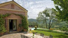Villa Savino, Murlo  - Umbrië - goede site voor Italie huizen