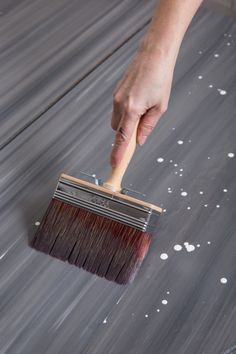 How to achieve the Driftwood look the easy way • Fusion™ Mineral Paint Furniture Painting Techniques, Paint Furniture, Furniture Makeover, Driftwood Stain, Painted Driftwood, Painting Cabinets, Painting On Wood, Stain Over Paint, Faux Wood Paint