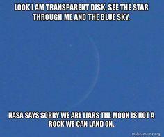 Moon luminary