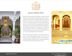 "Check out new work on my @Behance portfolio: ""Jagat Collection Heritage Hotel"" http://be.net/gallery/51934035/Jagat-Collection-Heritage-Hotel"