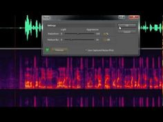 How to Remove Noise in Adobe Premiere Pro CS5 - http://bit.ly/LJwIO5