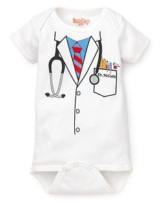 Sara Kety Infant Boys' Doctor Onesie - Sizes 0-18 Months - Newborn (0-9 months) - BABY - Kids - Bloomingdale's
