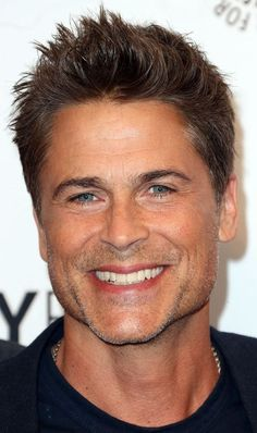 Rob Lowe and Dayton dad Chuck Lowe have more in common than good looks