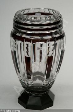 Grand vase sold by Vanderkindere, Brussels, on Wednesday, March 14, 2012