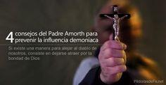 4 consejos del Padre Amorth para prevenir la influencia demoníaca