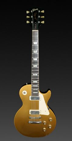 1972 Gibson Les Paul Deluxe Gold Top