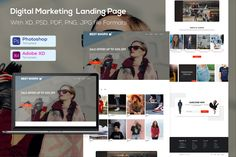 This is a Landing page for an online Shopping web template. you can create a modern and clean eye-catching Online Shopping site using this template. #onlineshopping #fashion #onlineshop #shopping #style #online #onlinestore #instafashion #onlineboutique #ootd #fashionblogger #love #fashionista #instagood #shoppingonline #like #sale #shop #instagram #follow #fashionstyle #dress #shoponline #accessories #handmade #shoes #beauty #trending Online Shopping Websites, Landing Page Design, Ecommerce, Digital Marketing, Photoshop, Templates, Ootd, Free, Instagram