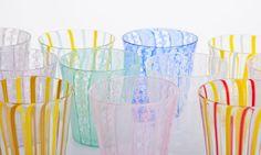 JAPANESE STYLE GLASS : LACE GLASS / USHIO KONISHI