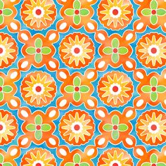 Viking Floral fabric by inscribed_here on Spoonflower - custom fabric