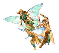 Anime Fantasy, Fantasy World, Fantasy Art, Dnd Characters, Fantasy Characters, Fantasy Creatures, Mythical Creatures, Character Art, Character Design