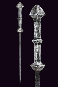 An extremely rare Burgundy dagger, provenance: France dating: 15th Century.