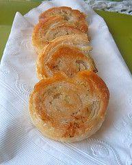 Citrus Palmier Pinwheels recipe - Foodista.com