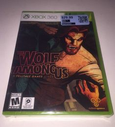 The Wolf Among Us (Microsoft Xbox 360, 2014) Video Game M 17+ NEW Free Shipping 894515001375 | eBay