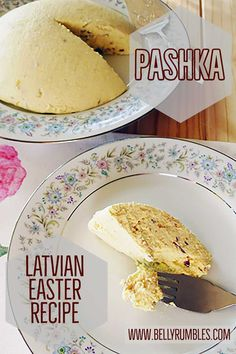 Pashka is a traditional Russian Easter recipe. Dense and rich made with cottage cheese eggs cream and butter. A sweet and delicious non chocolate Easter treat. Recipe Maker, Ic Recipes, Sweet Recipes, Yummy Easter Recipes, Nopalitos Recipe, Cottage Cheese Recipes, Easter Chocolate, Kitchens