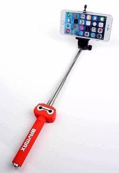 Baymax Selfie Sticks Handkabelfernbedienug Erweiterbar Einstellbare Handyhalter - BesteKauf
