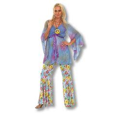 Disfraz de Hippie.