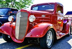 Vintage Pickup Trucks, Classic Pickup Trucks, Chevy Pickup Trucks, Antique Trucks, Chevrolet Trucks, Hot Rod Trucks, Cool Trucks, Chevy Stepside, Chevy Pickups